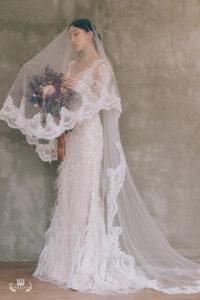 RMOUR Image X 泡泡機的私人化妝箱/Albee Zheng make up X 八田伴伴 手作禮服婚物所