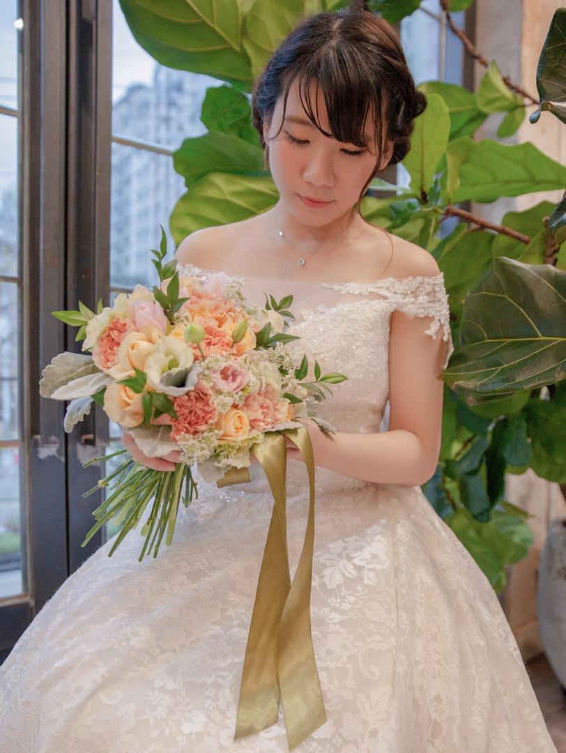 八田伴伴 X Nihana - 圓捧花