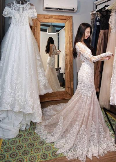 八田伴伴 手作禮服婚物所 - 台中婚紗禮服工作室